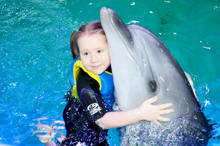 Mandarin-Dolphinarium